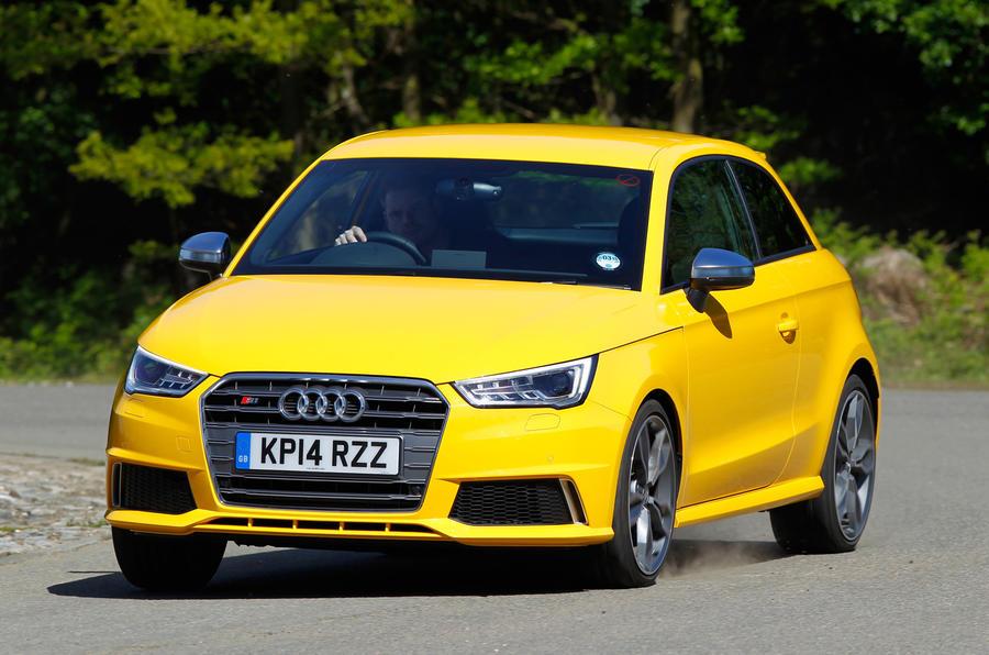 The Audi S1