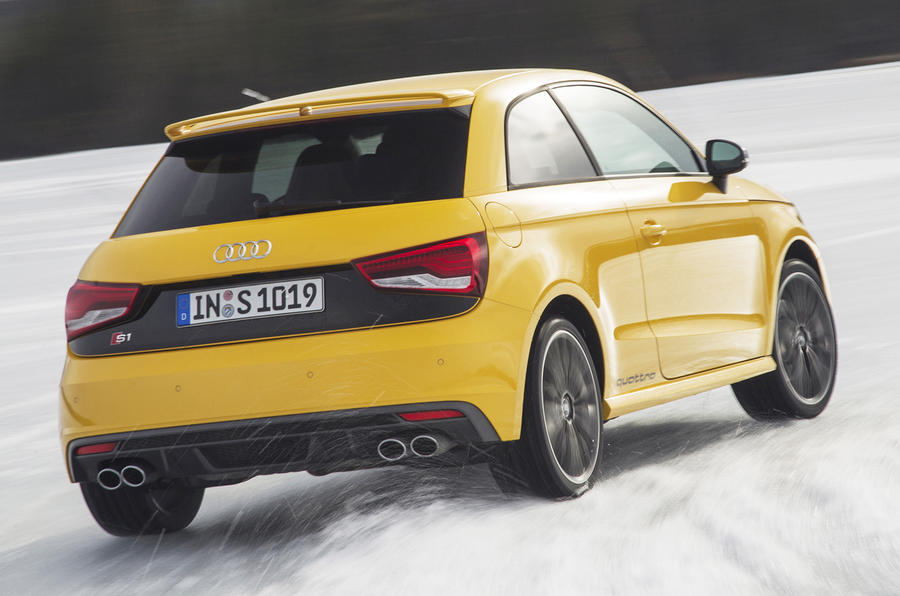 Audi S1 first drive review