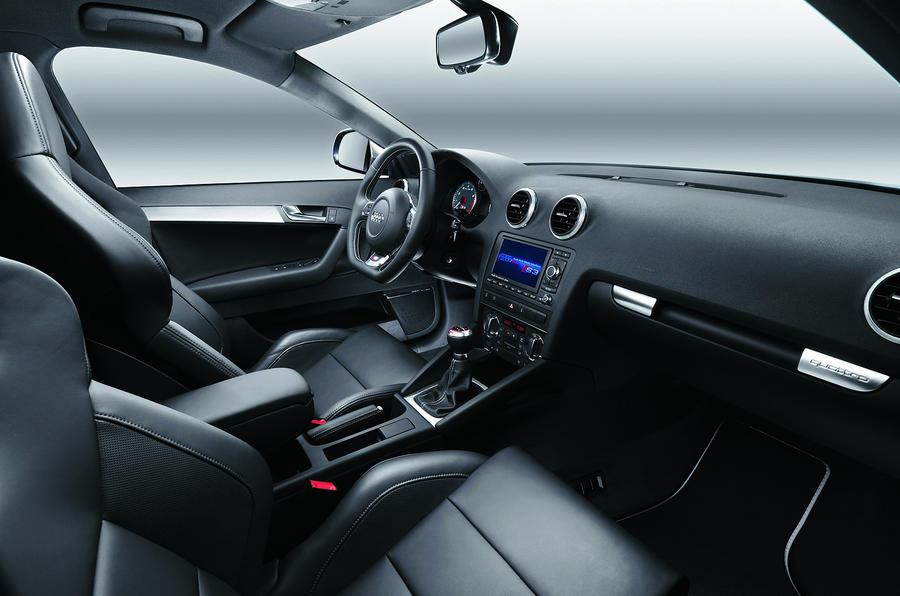 ... Audi S3 Interior
