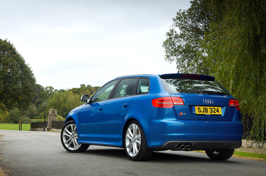 The sophisticated Audi S3
