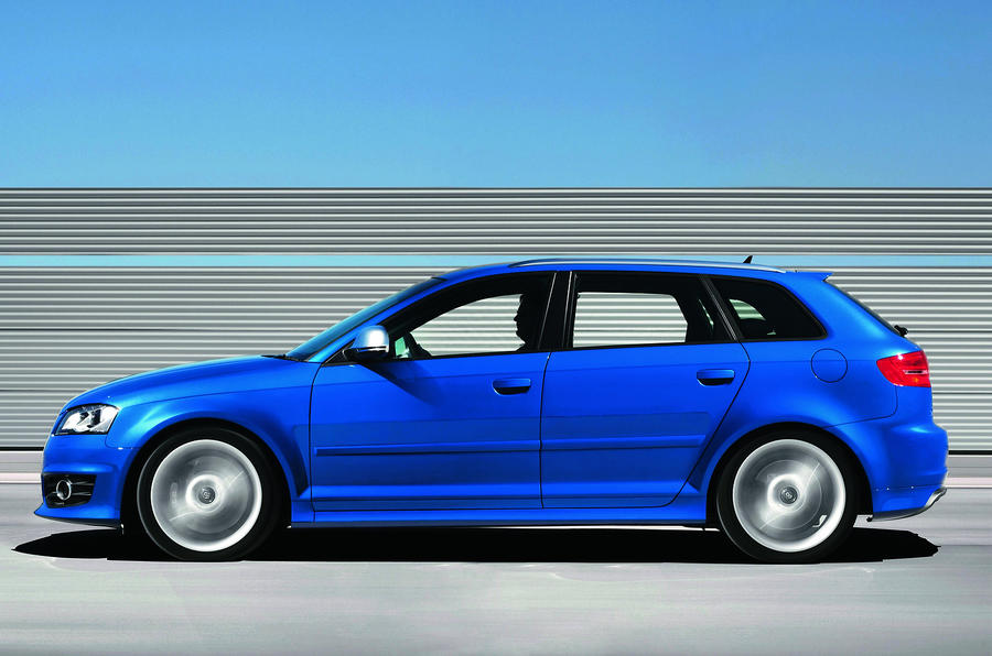 Audi S3 hot hatch