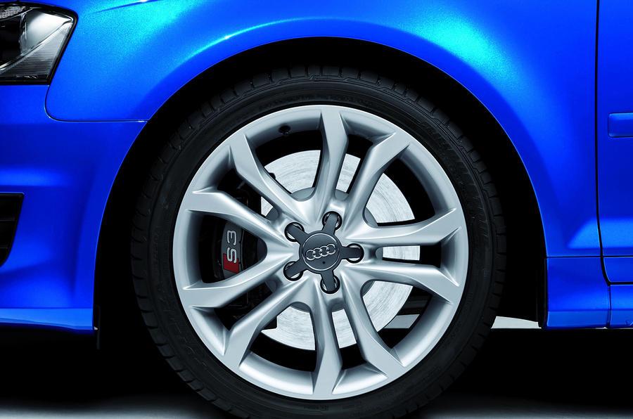 19in Audi S3 alloys