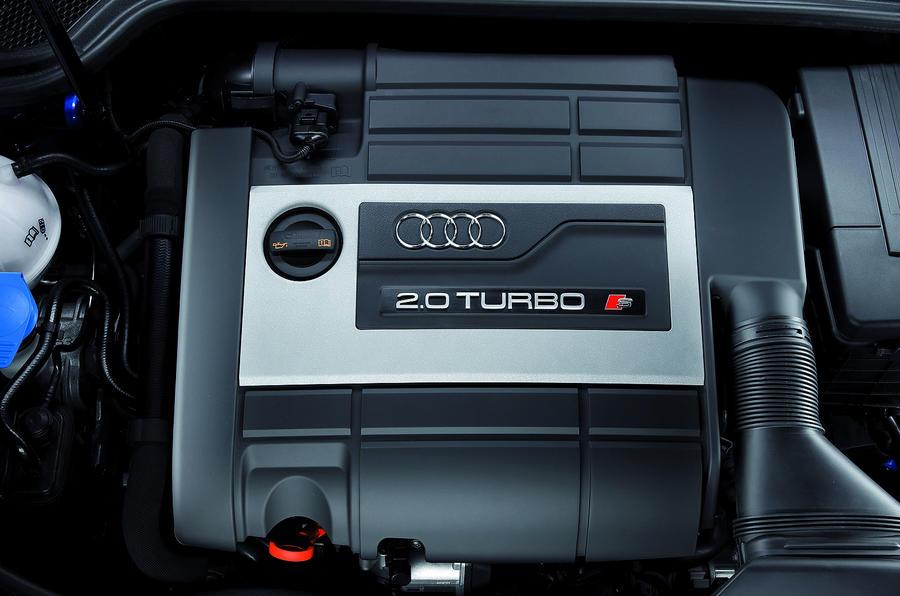 2.0-litre Audi S3 TSI engine