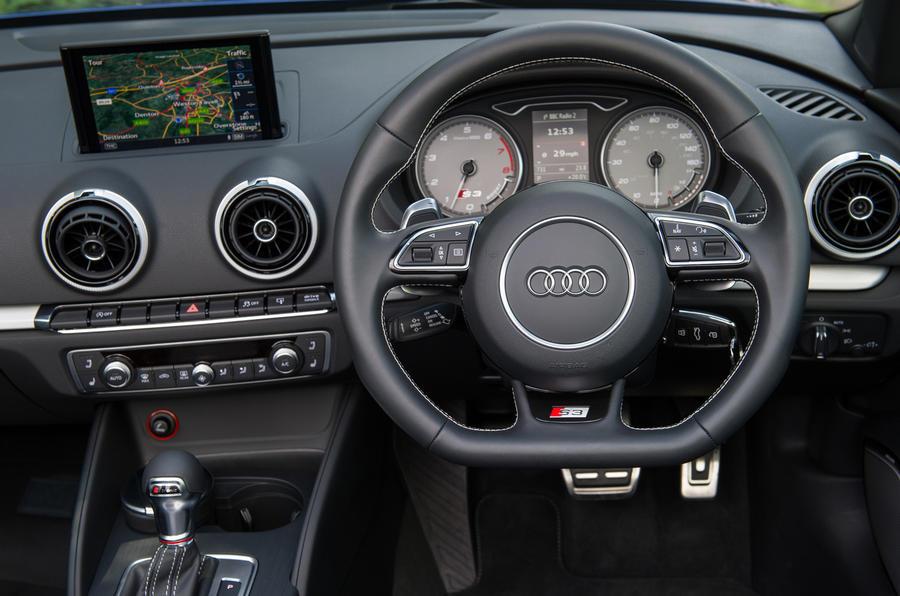 Audi S3 Cabriolet Review (2017) | Autocar