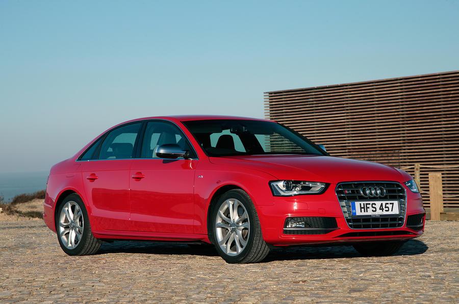 3.5 star Audi S4