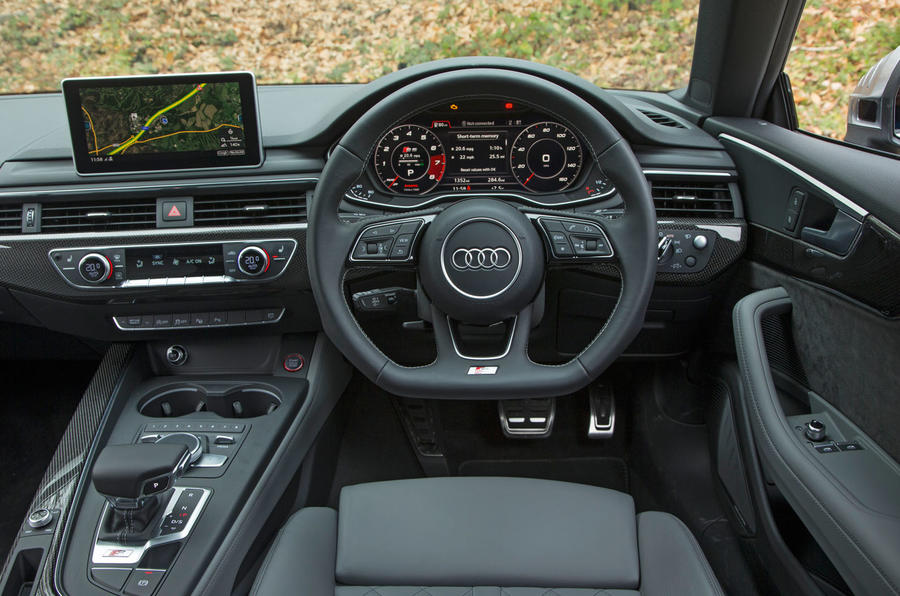 Awesome ... Audi S5 Interior; Audi S5 Dashboard ...