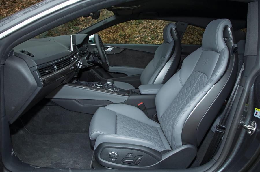 Beautiful ... Audi S5 Interior ...