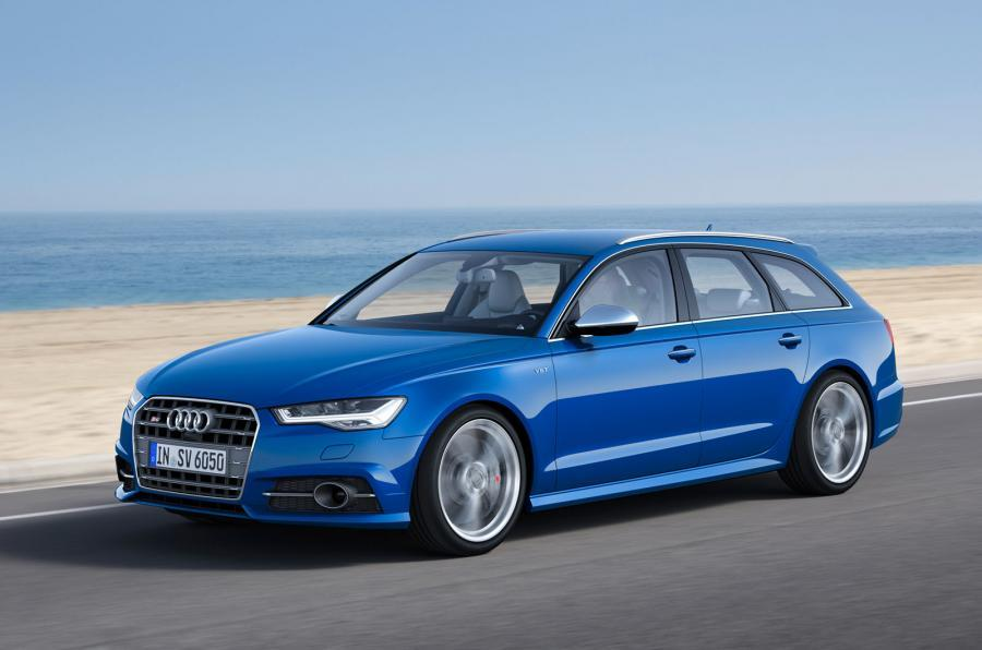 Audi A6 Allroad Personal Car Leasing