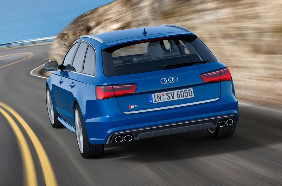 The £58,000 Audi S6 Avant