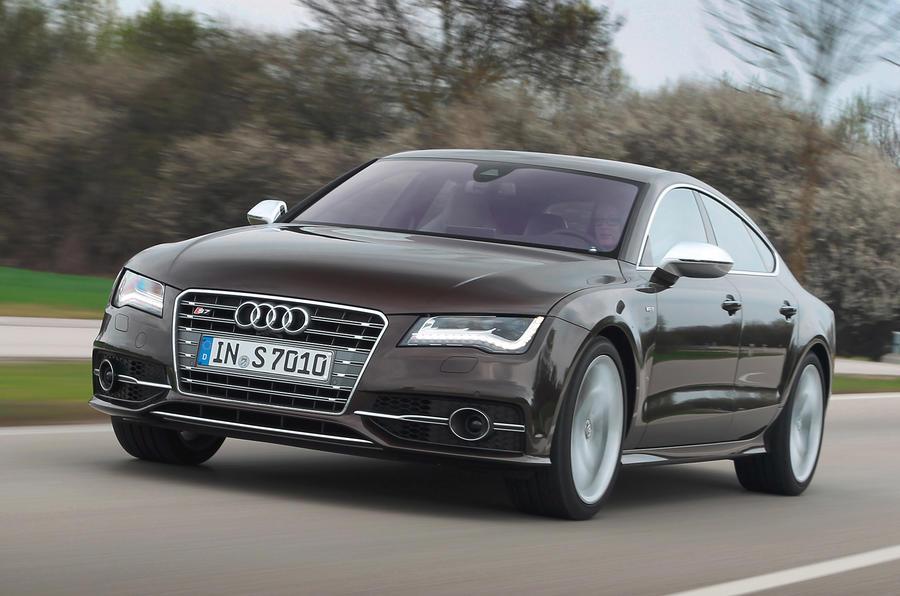 5.2-litre V10 Audi S7