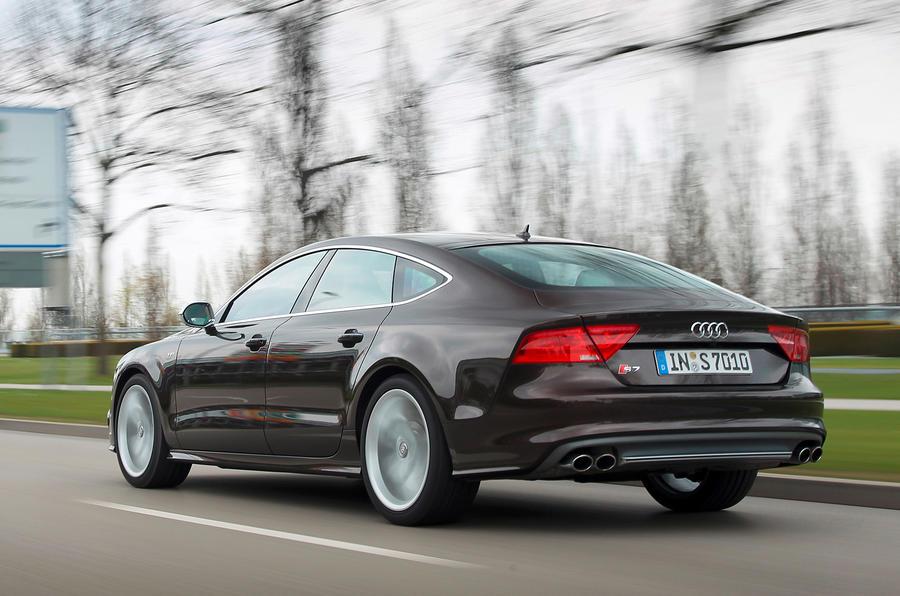 3.5 star Audi S7