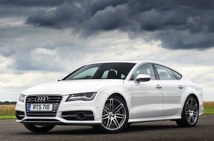 Audi S7 Review 2017 Autocar