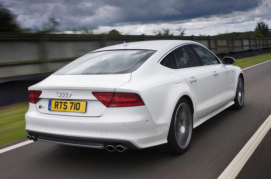 Audi S Review Autocar - Audi s7