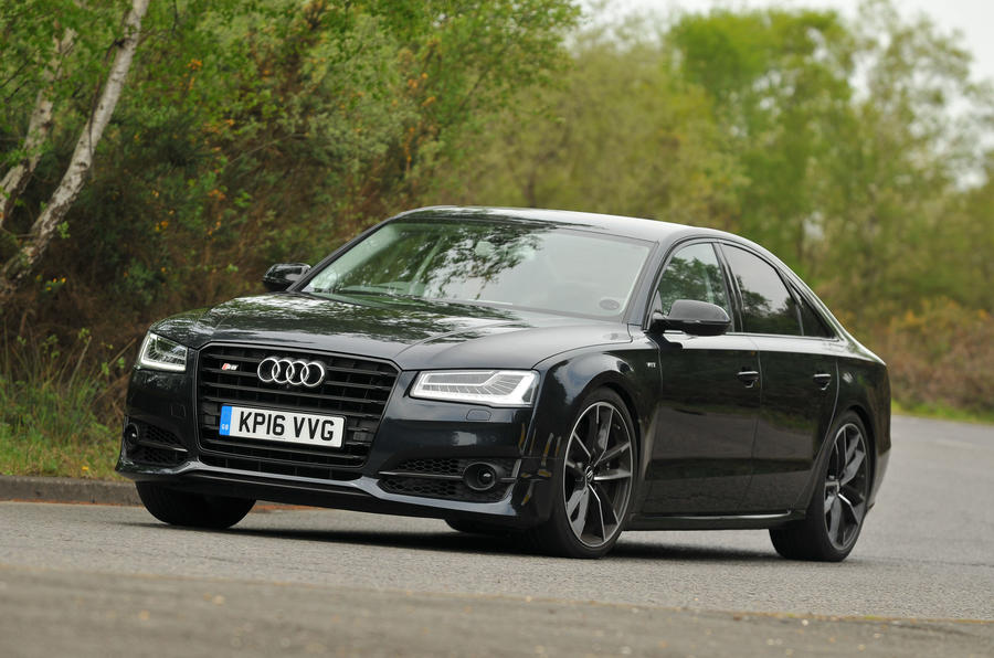 audi s8 review 2017 autocar. Black Bedroom Furniture Sets. Home Design Ideas
