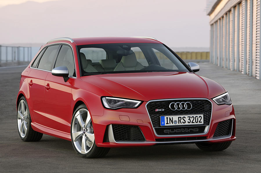 Audi RS Sportback Priced From Plus Pictures And - Audi r3