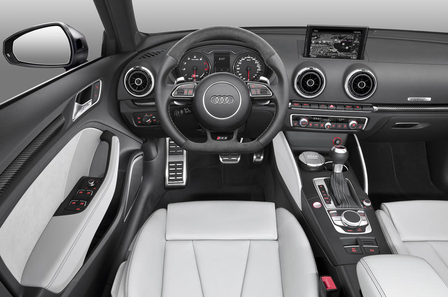 Hot Audi RS3 Sportback revealed with 362bhp - plus first ride review