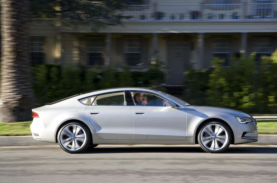 Audi A7 to match A8s quality  Autocar