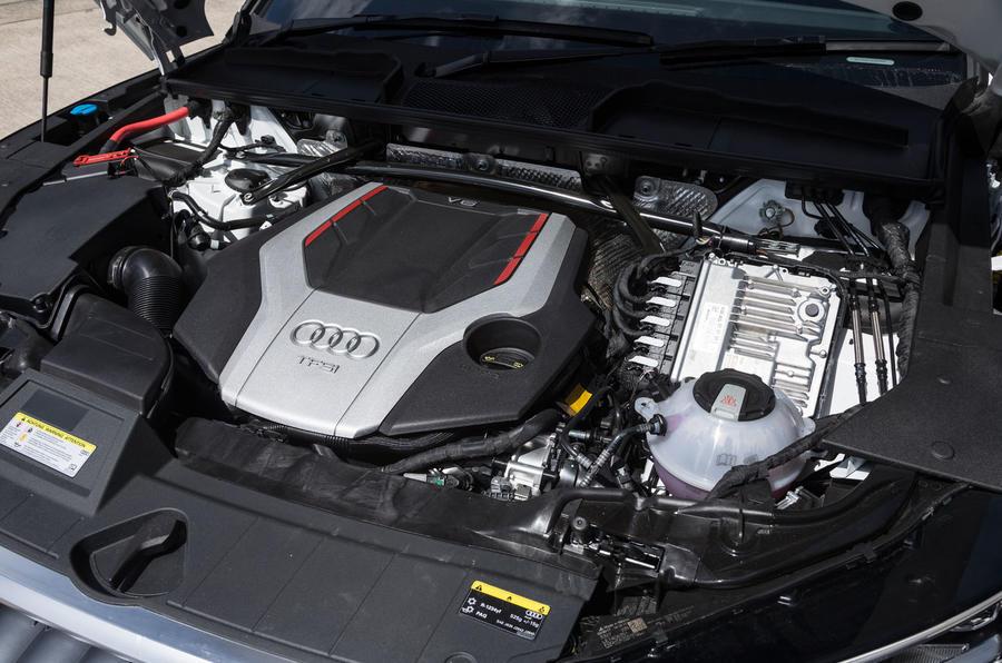 3.0-litre V6 Audi SQ5 petrol engine