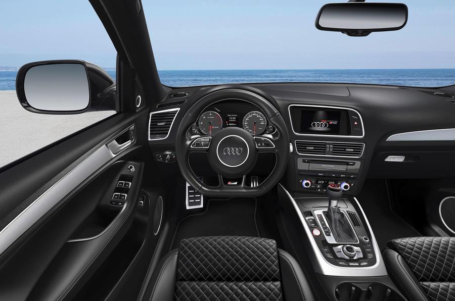 Audi Sq5 Review 2017 Autocar