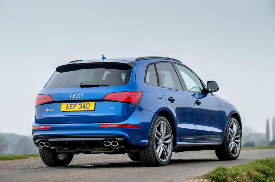 Audi Sq5 Review 2017 Autocar