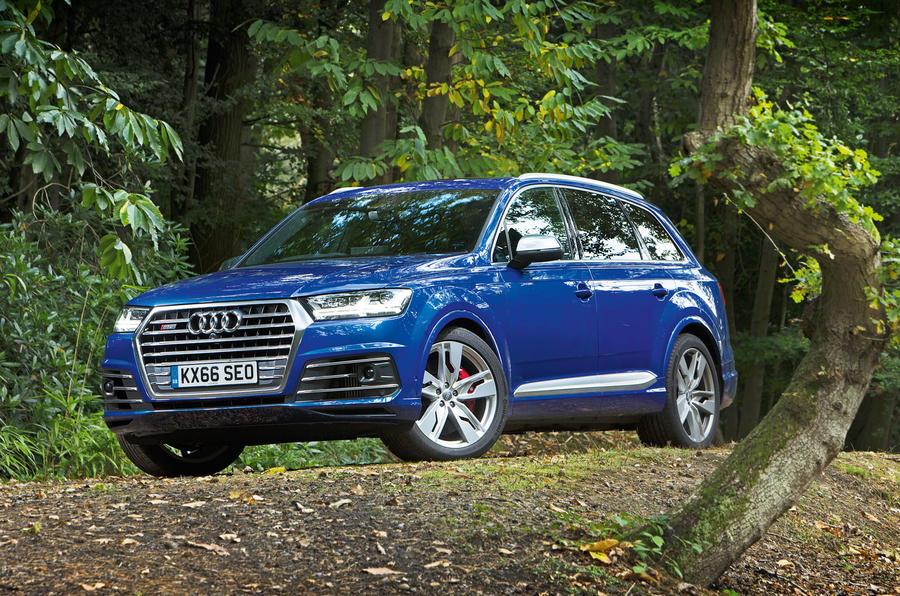4.5 star Audi SQ7