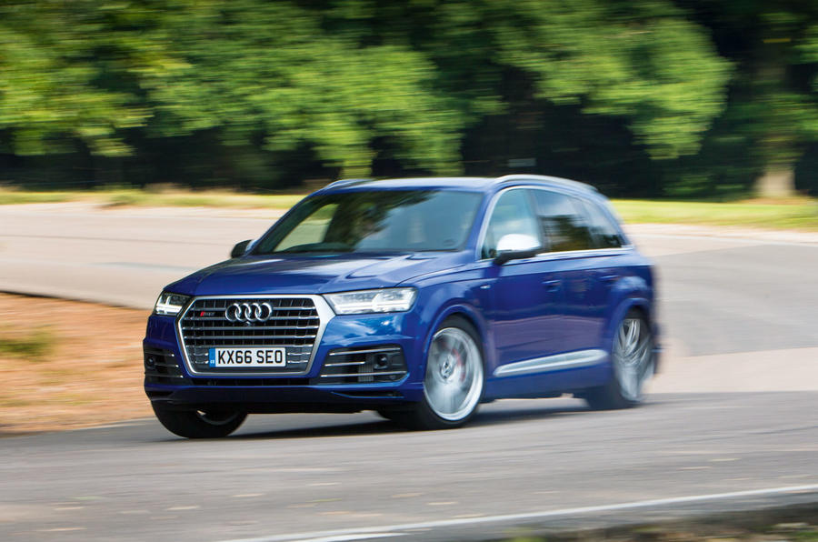 Audi Sq7 Review 2018 Autocar