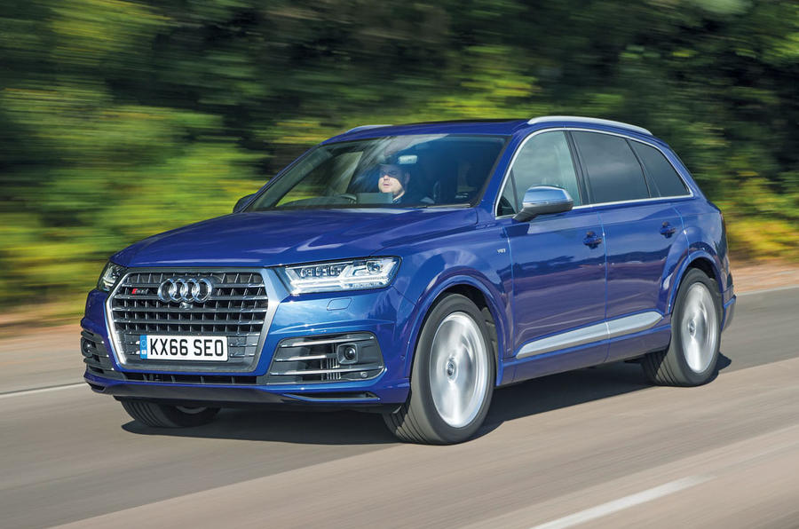 Audi Sq7 Review 2019 Autocar