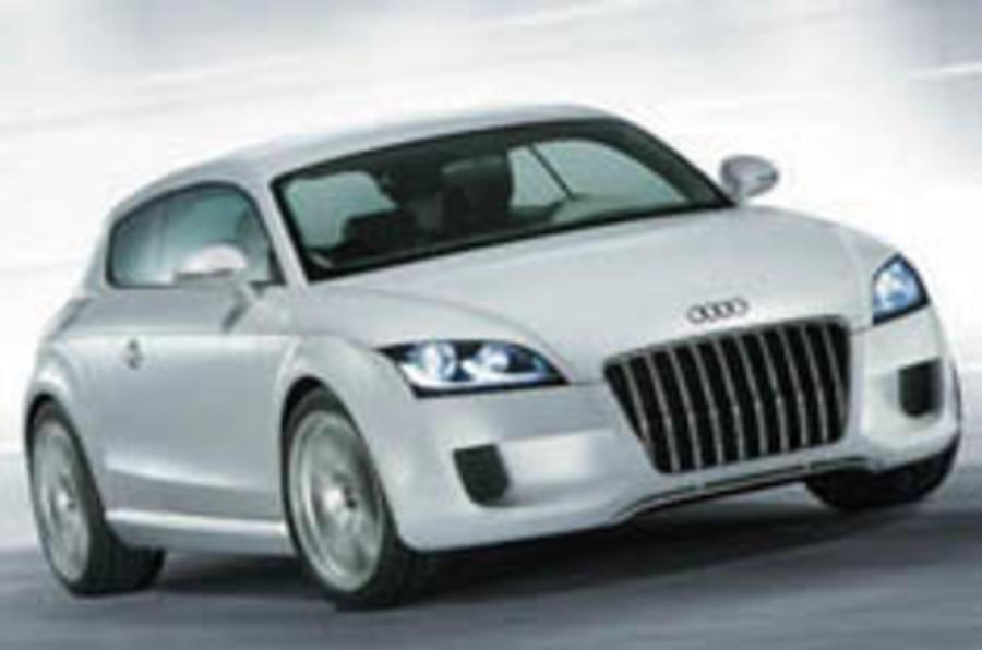 Audi concept previews next TT