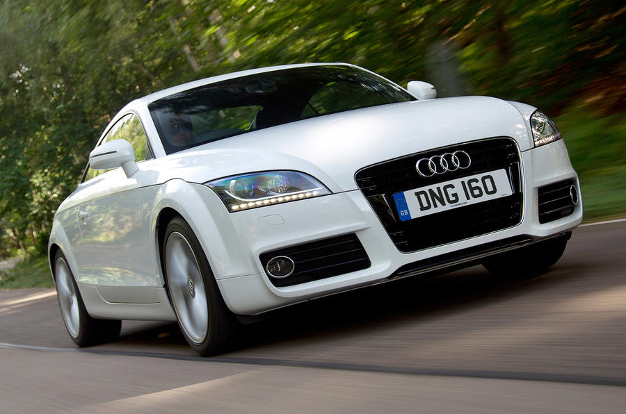 Entry-level Audi TT launched