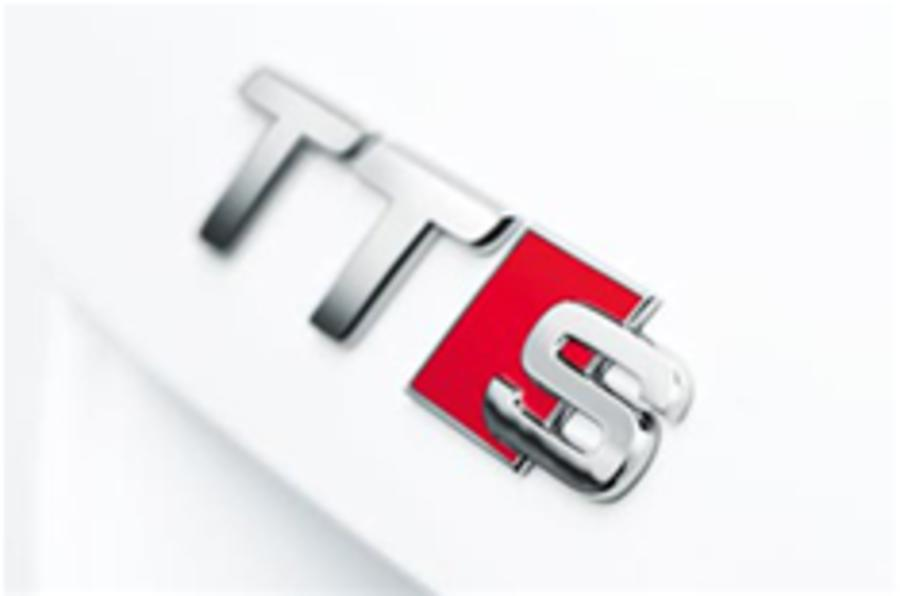 Audi TTS comes in under £34k