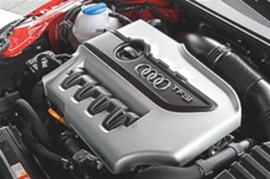 Audi A4 gets keener, greener