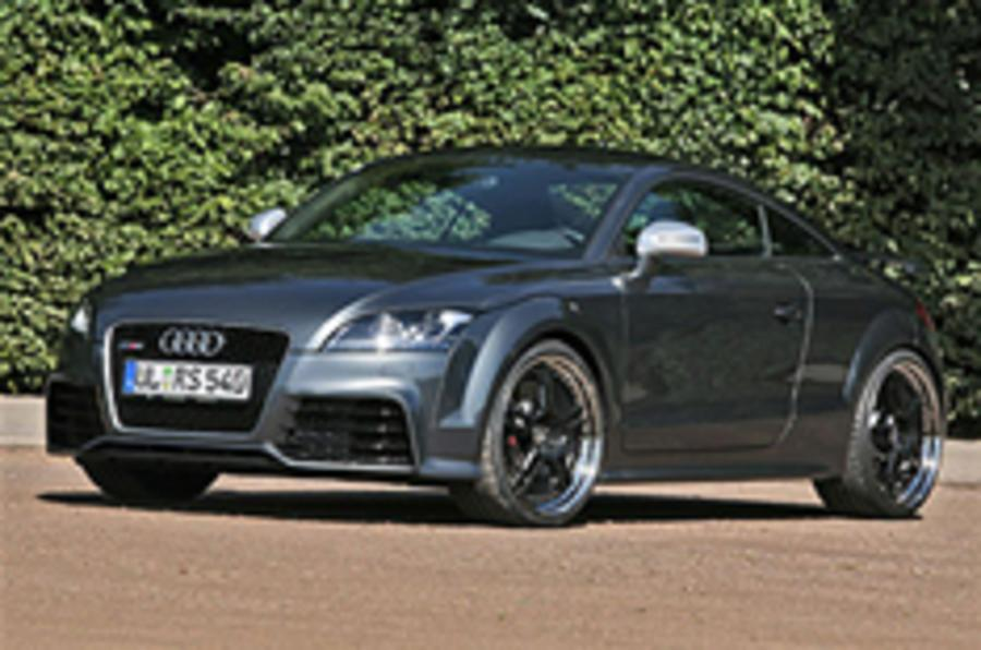 Audi TT RS power upgrades