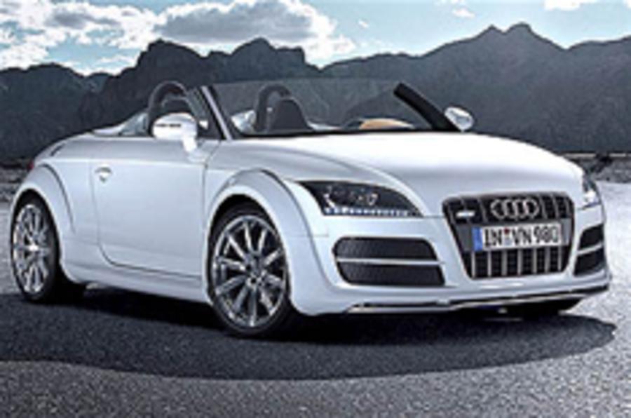 Audi unveils Clubsport Quattro