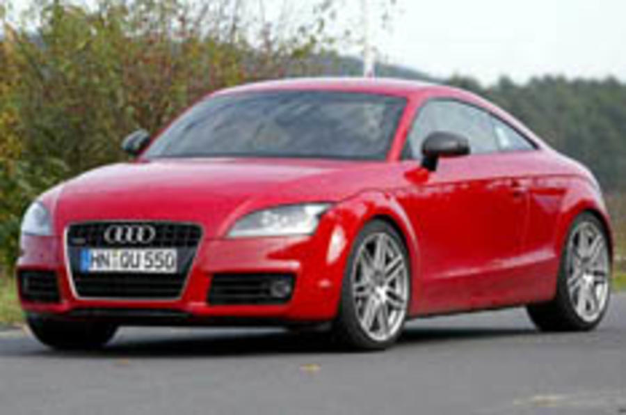 Audi readies hottest-ever TT