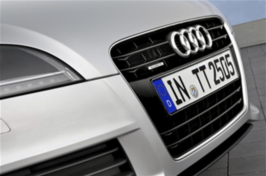 Audi outsells Mercedes