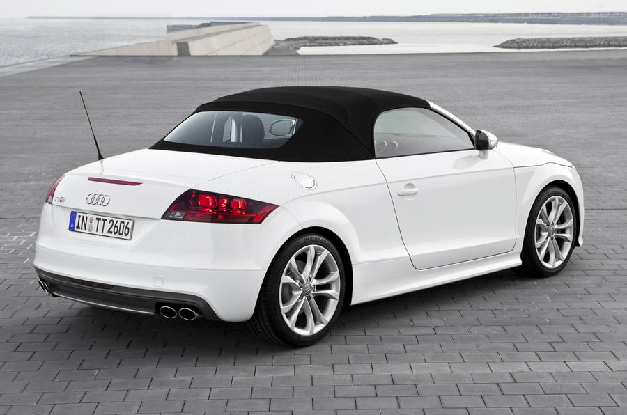 Tweaked Audi TT launched