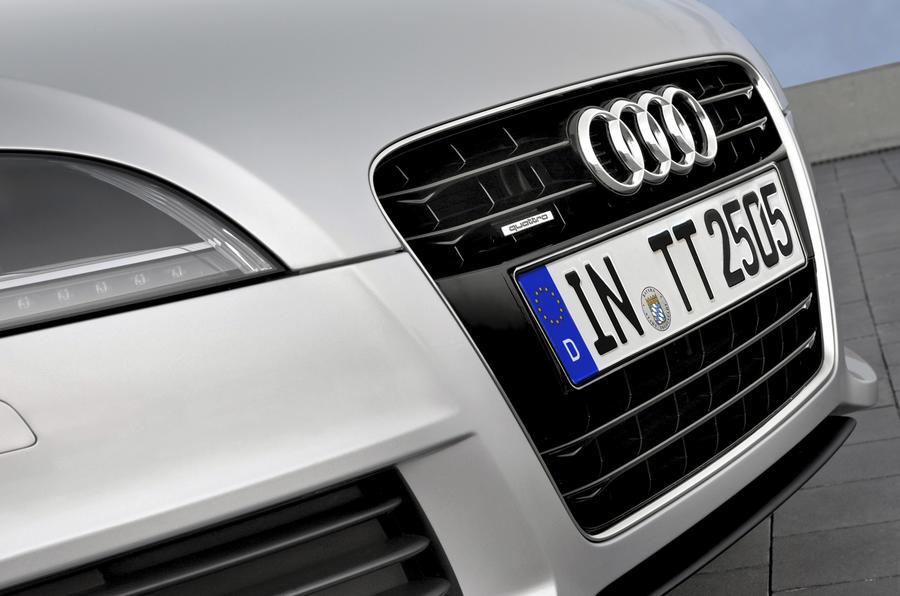 Tweaked Audi TT launched