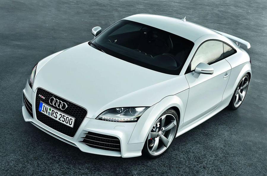 Audi TT RS gets S tronic 'box