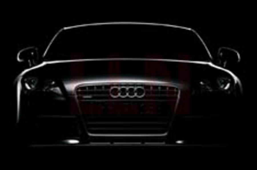 Audi gears up: one week to new TT