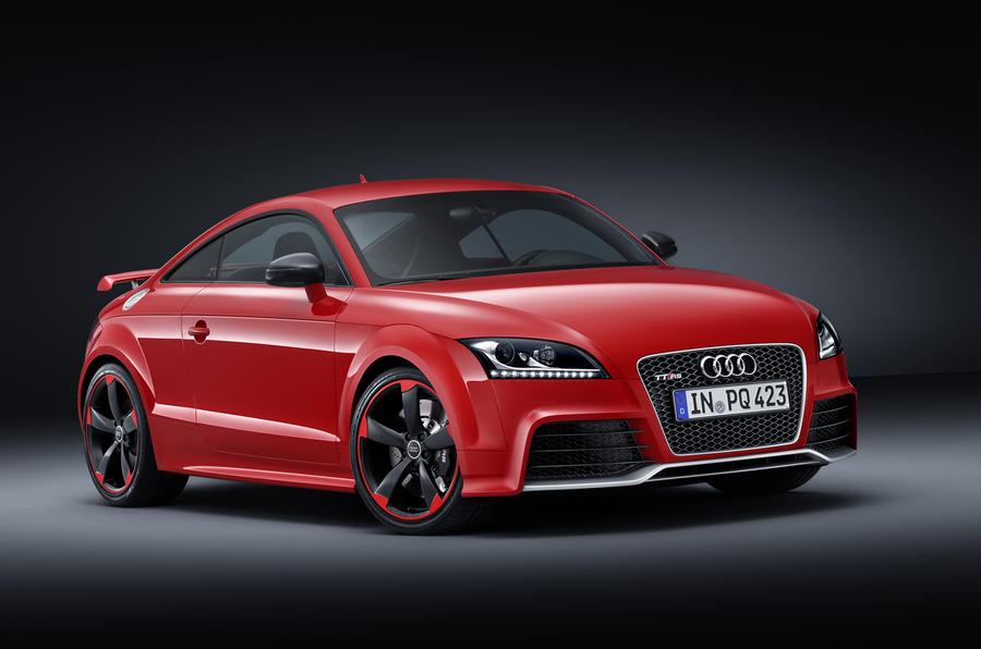 Audi TT RS plus from £48,945