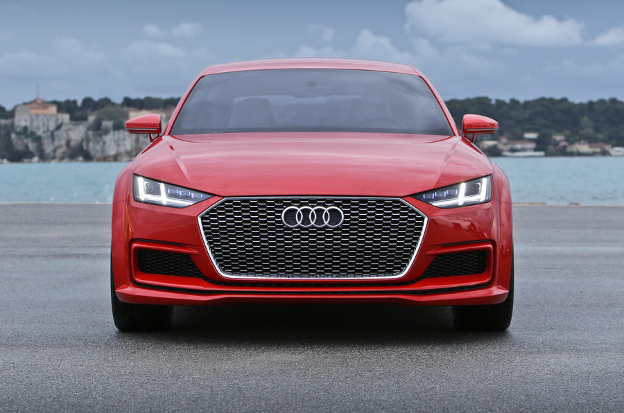 audi's tt offroad and tt sportback concepts driven | autocar
