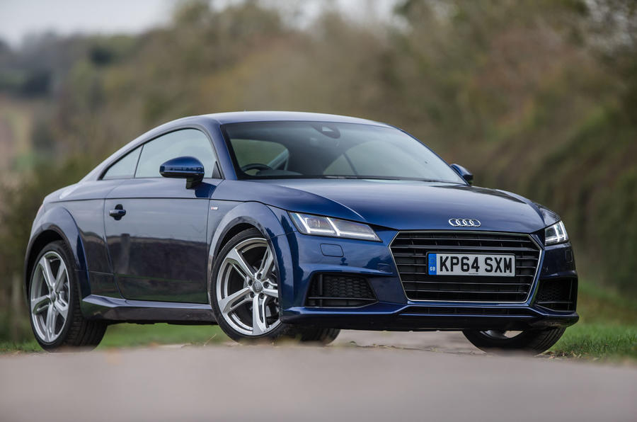 The third generation Audi TT gets four stars from Autocar