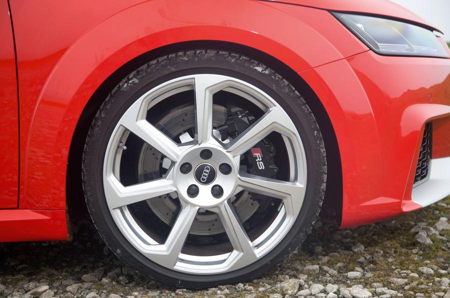 20in Audi TT RS alloy wheels