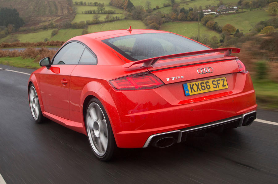 Audi Tt Rs Review 2017 Autocar