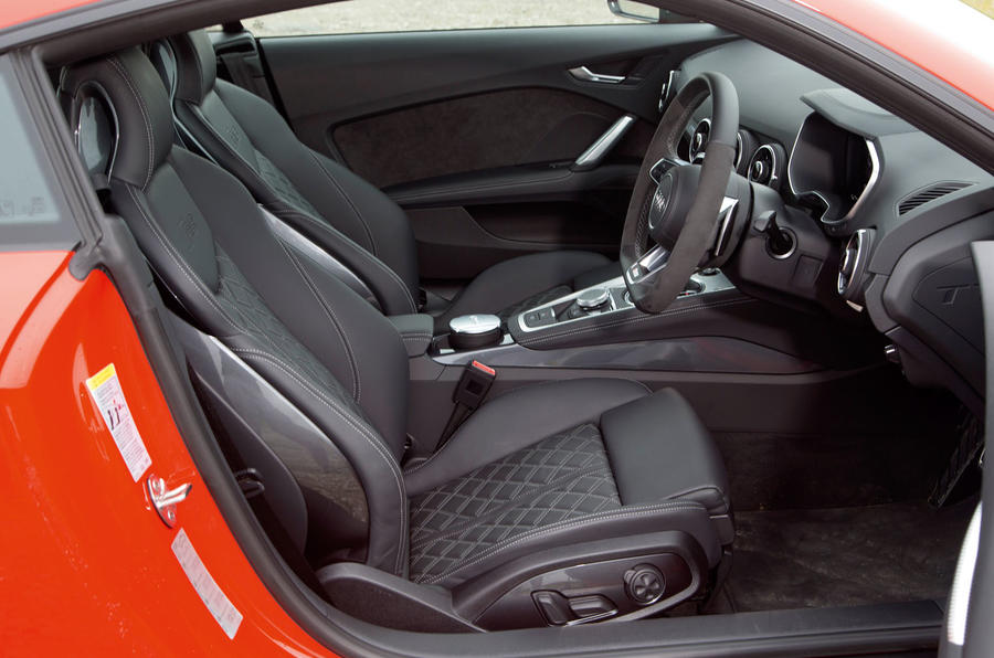 2018 audi tt rs interior.  Audi Audi TT RS Interior And 2018 Audi Tt Rs