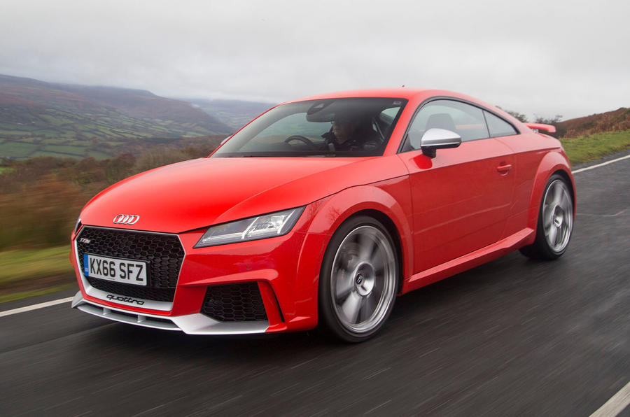 Audi Tt Rs Review 2018 Autocar
