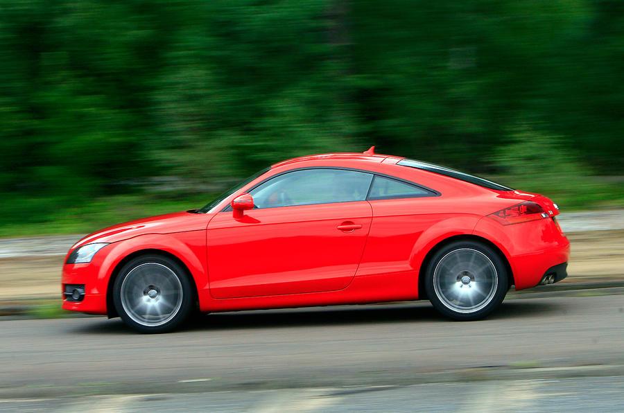 Second-generation Audi TT