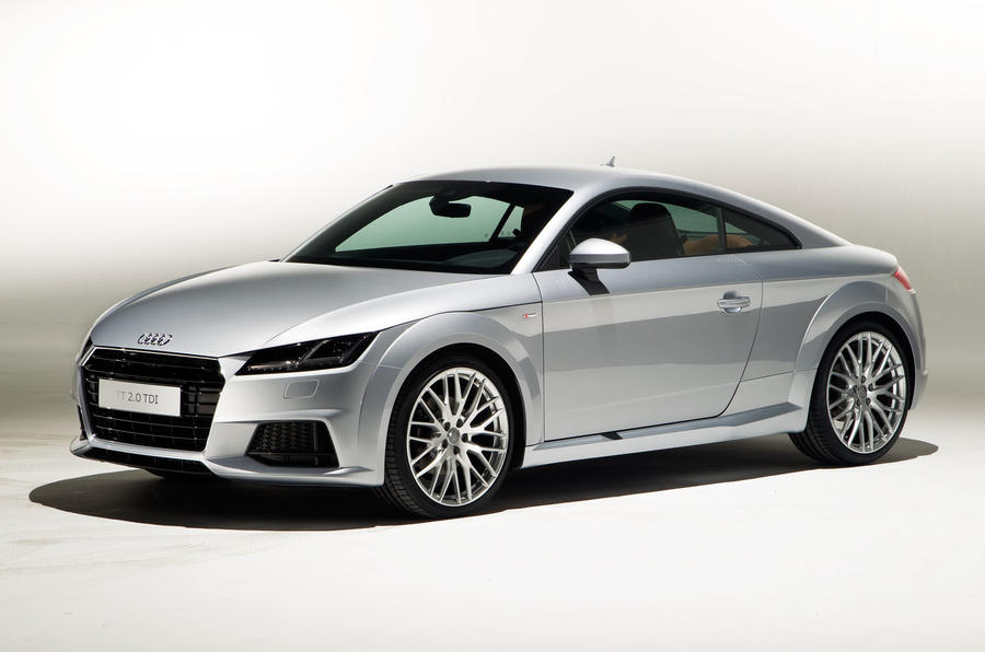 New Audi TT now on sale for £29,770