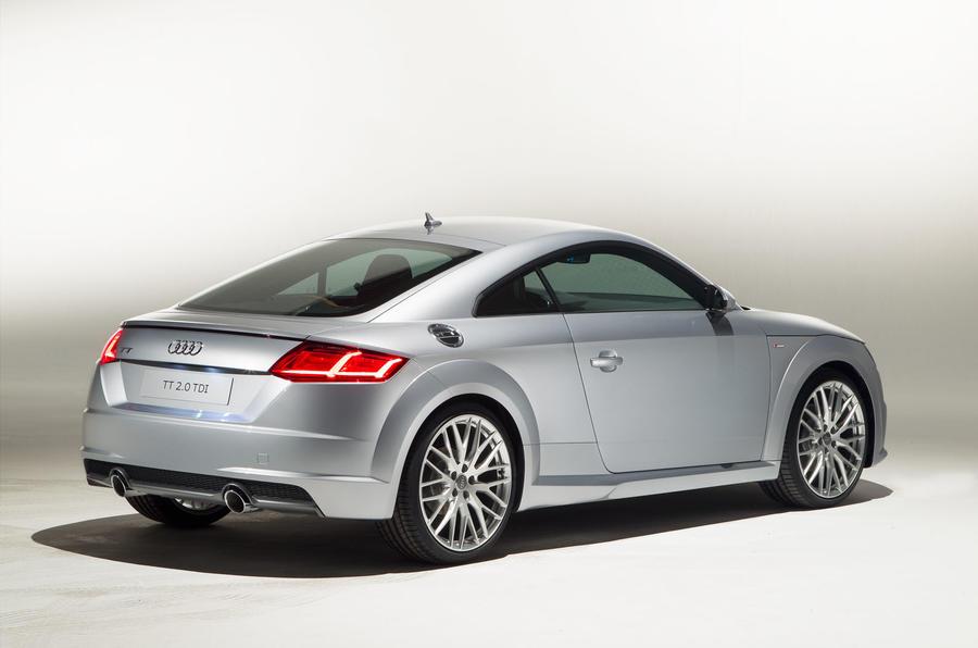 New Audi TT's tech secrets revealed