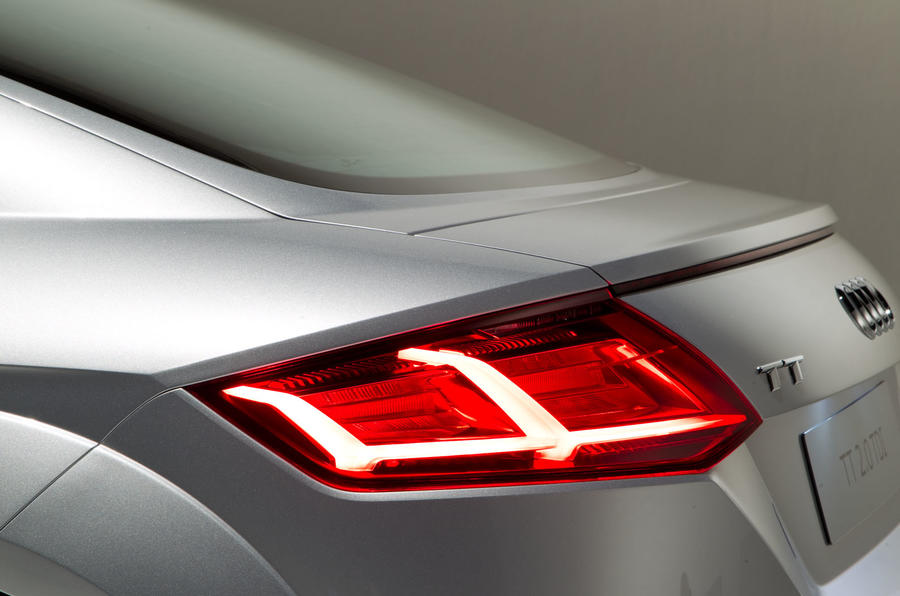 New Audi TT - exclusive picture gallery